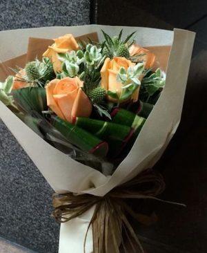 Hoa tình yêu cho bạn gái