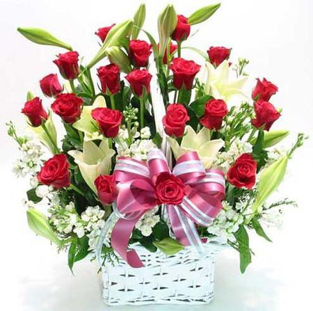 hộp hoa sinh nhật