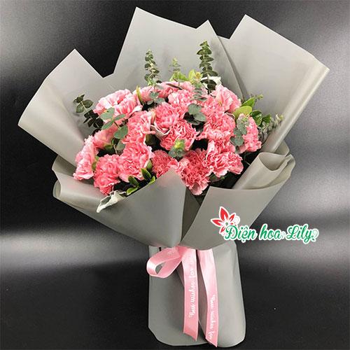 Hoa sinh nhật dành cho người bạn