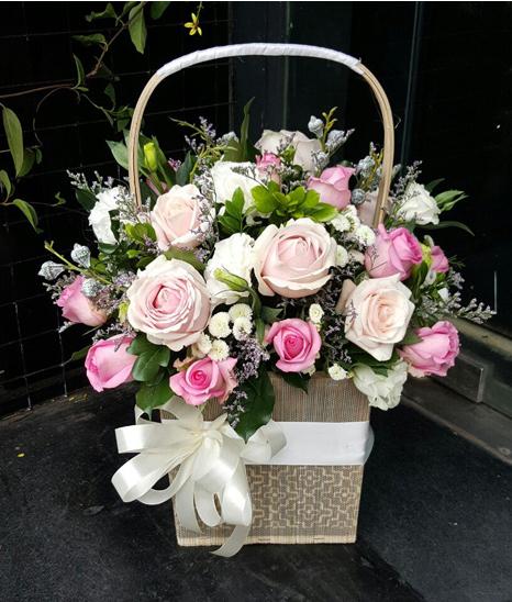 Hoa sinh nhật đẹp tại Điện hoa Lily